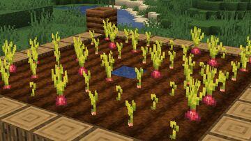 Onion Craft Minecraft Texture Pack