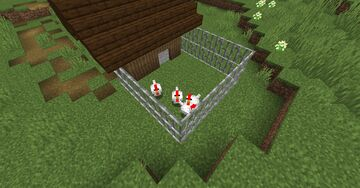 better barn animals Minecraft Texture Pack