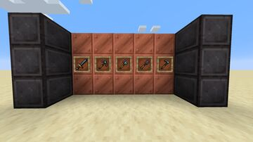 GILDED NETHERITE ARMOUR - BOTH GOLD AND DIAMOND Minecraft Texture Pack