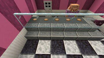 Cinnamon Rolls Minecraft Texture Pack