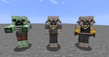 Puglins Minecraft Texture Pack