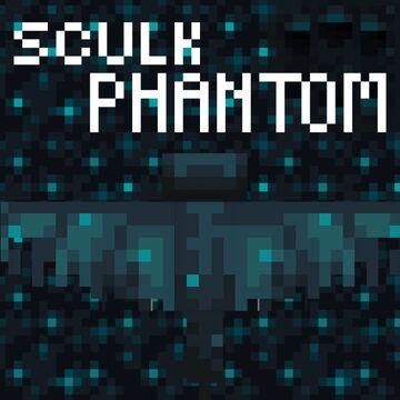 Sculk Phantom Minecraft Texture Pack