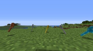 Minecraft but shovels are Spoons. Minecraft Texture Pack