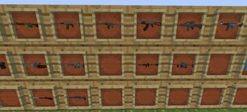 Weapons Texturepack [V0.1] Minecraft Texture Pack