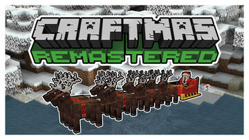 Craftmas Remastered Minecraft Texture Pack