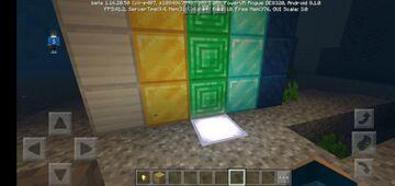 RGB LIGHT Minecraft Texture Pack