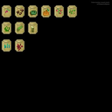 Dancreates Seed Packets 1.16.3+ Minecraft Texture Pack