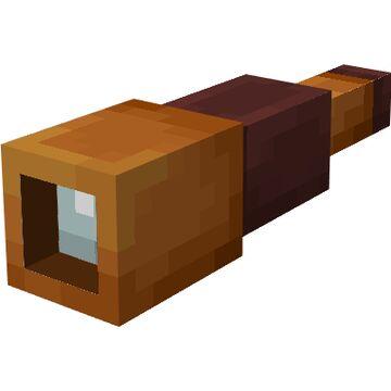 3D Spyglass Minecraft Texture Pack