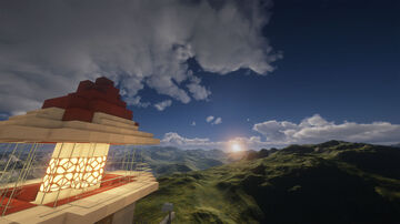 Epic Realistic Sky Minecraft Texture Pack
