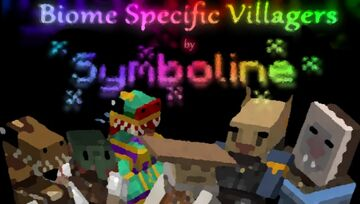 Symboline's Biome Specific Villagers Minecraft Texture Pack