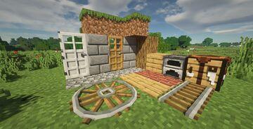 UwU 3D Minecraft Texture Pack