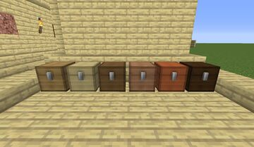 More Chests (Optifine Needed) Minecraft Texture Pack