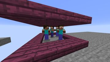 Herobrine Zombies 1.16.2 Minecraft Texture Pack