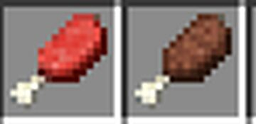 Mutton Right Off The Bone Minecraft Texture Pack