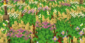 Get Flowered [Lite] Minecraft Texture Pack