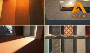 Amberstone HD (Beta) 512*512 Minecraft Texture Pack