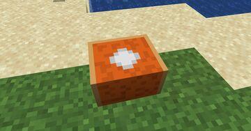 Pumpkin Pie Cake Minecraft Texture Pack