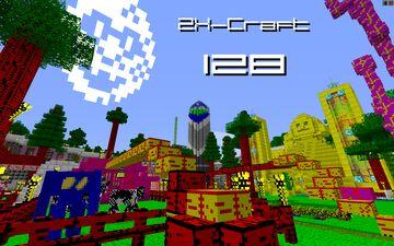 ZXCraft 128 Minecraft Texture Pack