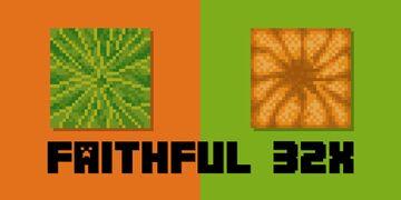Faithful Bottom Texture Fix Minecraft Texture Pack