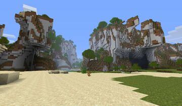 New Frontier Craft - Retextured Minecraft Texture Pack