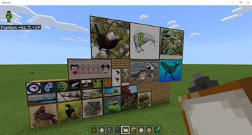 Aotearoa/New Zealand Texture Pack for Bedrock (Work in Progress) Minecraft Texture Pack