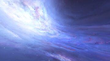 Andromeda Nebula Overlay (custom sky overlay) Minecraft Texture Pack