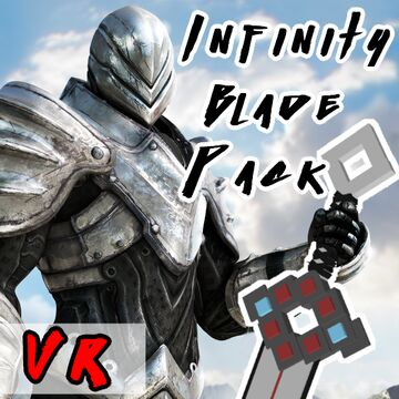 The Infinity Blade Pack VR (V 1.16.2) Minecraft Texture Pack