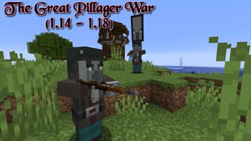 The Great Pillager War Minecraft Texture Pack