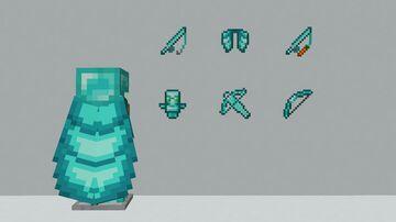 Diamond Utilities [Used to be Uniform Utilities] Minecraft Texture Pack