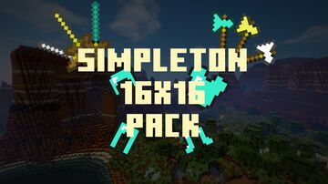 Simpleton 1.8 - Pack Release - 16x16 Minecraft Texture Pack