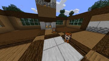 Brown dogs Minecraft Texture Pack