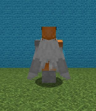 Cyborg wings Minecraft Texture Pack