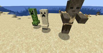 DopaMinecraft: Just Mobs! Minecraft Texture Pack