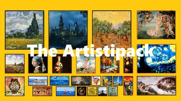 Artistipack Minecraft Texture Pack