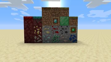 Vibes (Ores) Minecraft Texture Pack
