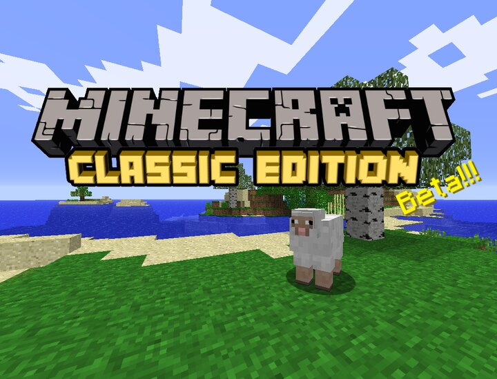 Classic Edition Minecraft Texture Pack