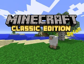 Minecraft Classic Edition Minecraft Texture Pack