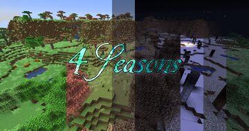 4 Seasons Minecraft Texture Pack