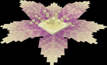 BetterEnd Chorus flowers Minecraft Texture Pack
