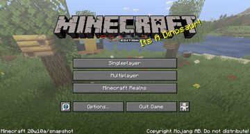 Game Music Jurassic Park, The Lost World Jurassic Park, Jurassic Park III, Jurassic World, Jurassic World Fallen Kingdom, Jurassic World Dominion Resource Pack Minecraft Texture Pack