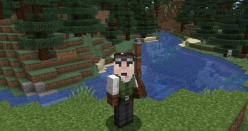 Muskets! Minecraft Texture Pack
