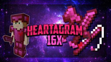Heartagram [16x] FPS PVP Pack (1.15 update!) Minecraft Texture Pack