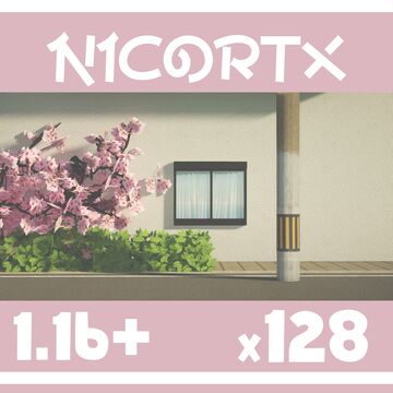 NicoRTX 128x | Anime Realistic Japanese PBR Textures [1.16-1.16.4] Minecraft Texture Pack