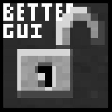 Better gui Minecraft Texture Pack