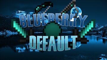 Blueberry Default [1.8.9] - 16x Minecraft Texture Pack