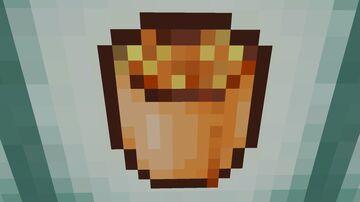 Animated Hot-Bucket Minecraft Texture Pack