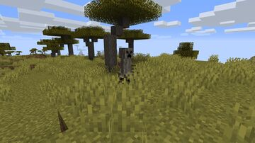 Default Addition Edition - Camo Creepers Minecraft Texture Pack