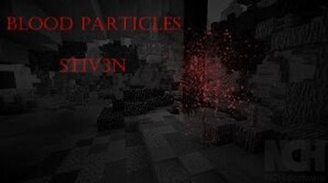 Blood particles1.8 Minecraft Texture Pack