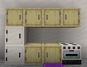 Interior+ (W.I.P) Minecraft Texture Pack