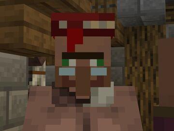 stupid villagers Minecraft Texture Pack